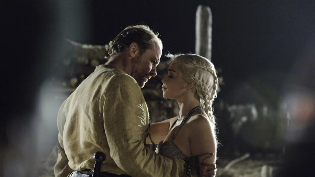 jorah-and-dany-kiss